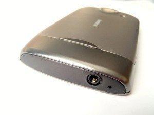 Dolní hrana telefonu Huawei U8100