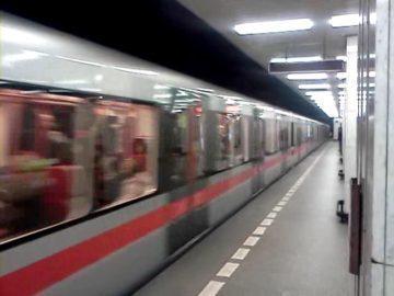 Snímek z videa natočeného LG Optimus One
