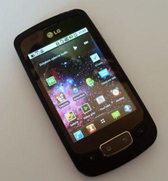 Telefon LG Optimus One