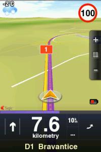 Nesmyslné rychlostní omezení na D1 před Bravanticemi