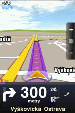 Navigace ve městě