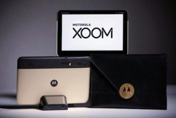 Motorola Xoom – limitovaná edice