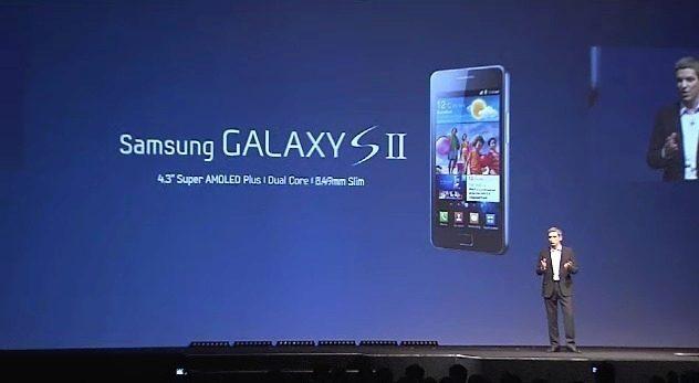 MWC 2011: Samsung představil Galaxy S II (doplněna videa a ...