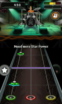 Hra Guitar Hero