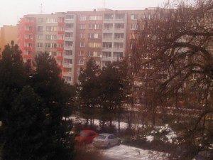 Ukázka fotografie z Vodafone 945