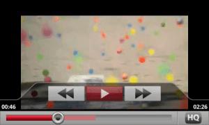 Přehrávání videa z Youtube