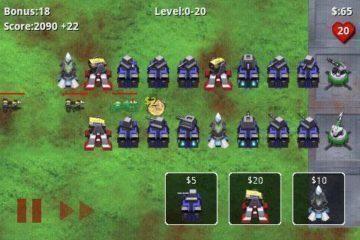 Robo Tower Defence