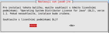Instalace Javy JRE a JDK