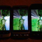 AM-OLED, Super LCD, Super AM-OLED