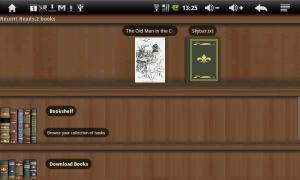 Shelves aneb vaše virtuální knihovna