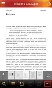 ezPDF - čtení PDF dokumentů