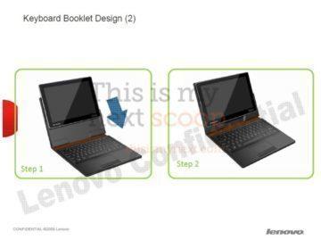 ThinkPad Tablet dock