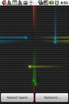 Nexus Revamped Live Wallpaper