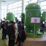Google IO 2011 androdi velký 4