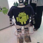 Google IO 2011 android robot 1