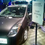 Google IO 2011 car