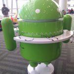 Google IO 2011 nabíjecí android