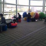 Google IO 2011 odpočinek