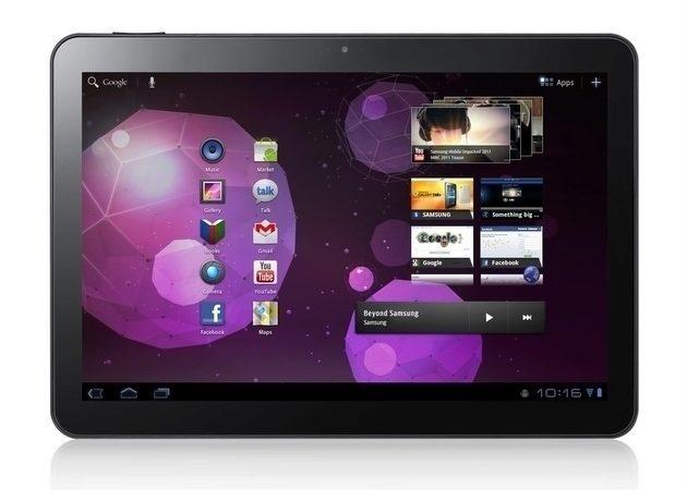 Samsung Galaxy Tab 10.1 1 1
