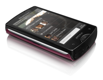 Sony Ericsson Xperia Mini druhé generace
