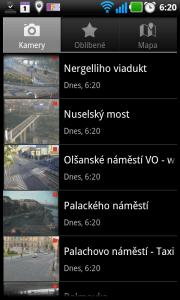 Seznam dopravních kamer
