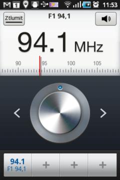 FM rádio se docela povedlo