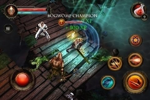 DungeonHunterII_iPhone_screen_02