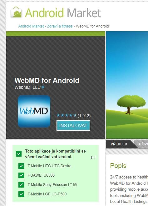 WebMD for Android – Android Market_1307694542778