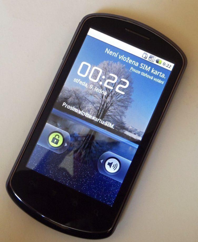 Displej Huawei IDEOS X5