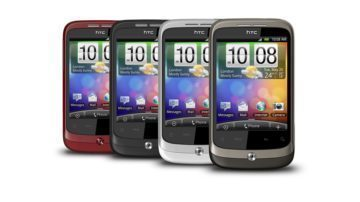 HTC Wildfire (2010)