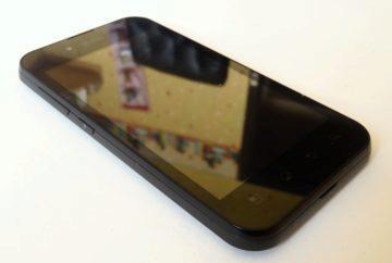 LG Optimus Black na první pohled