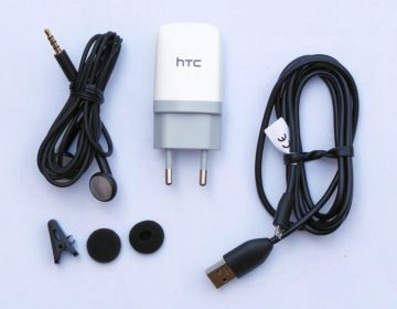 HTC Wildfire S – příslušenství