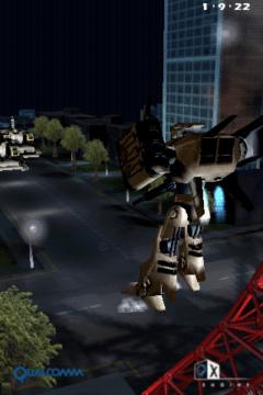 Srovnání grafiky v testu Neocore: LG Optimus One