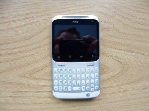 HTC Chacha - celkový pohled