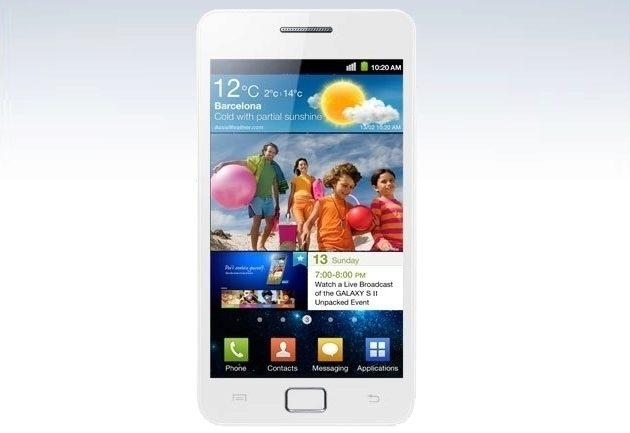 Galaxy S II
