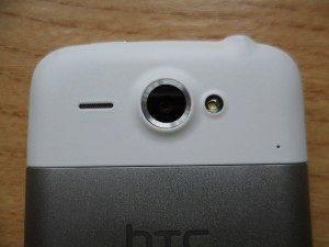 Fotoaparát, přisvětlovací dioda, reproduktor