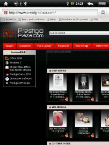 Ikona Nakupování vás opět zavede na PrestigioPlaza