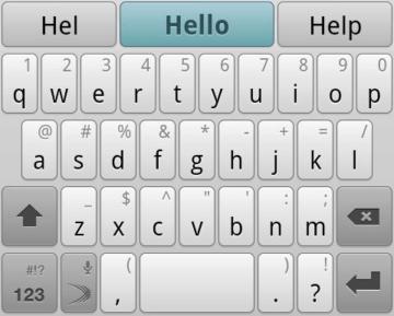 SwiftKey X (Phone)