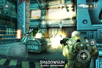 SHADOWGUN – Coming Soon