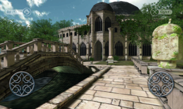 Sky Castle 3D Demo