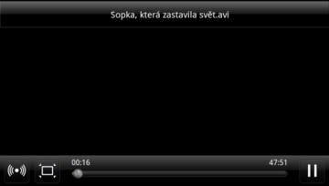 S videem nemá HTC EVO 3D problém