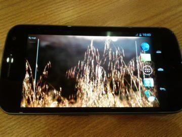 Jednou z novinek v nové verzi Androidu je také automatické otáčení domovské obrazovky do horizontální polohy