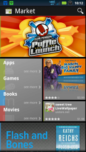 Android Market 3.2.0.