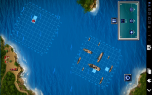 Hra Warships - Sea on Fire!