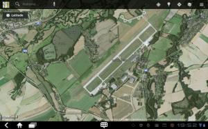 Mapy nabízejí také satelitní snímky