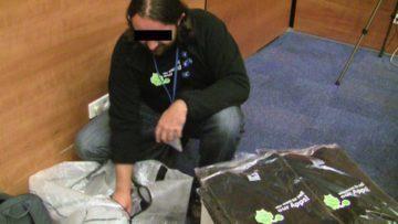 GDD 2011 Prague – anonymní dealer