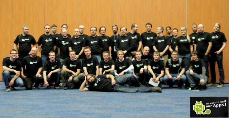 GDD 2011 Prague – We want to sell our apps!