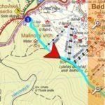 Ukázka navigace po turistické značce