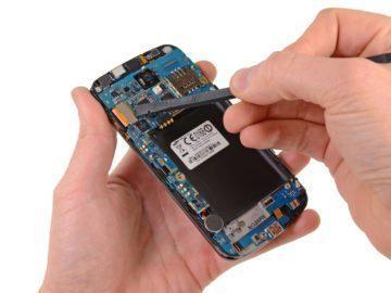 Galaxy Nexus iFixit