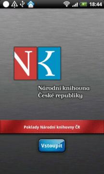 screenshot aplikace PoNaK
